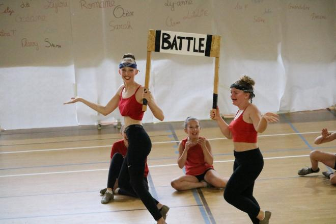Battle danse(16)